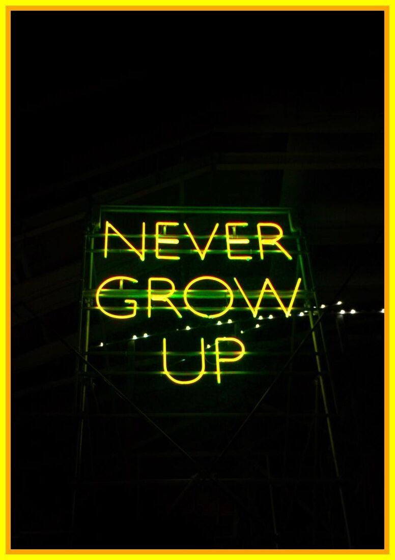 46 Reference Of Light Yellow Aesthetic Wallpaper In 2020 Neon Quotes Neon Signs Neon Words