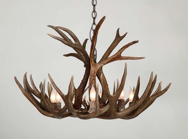 Mule deer antler single tier chandelier mule deer chandeliers mule deer antler single tier chandelier mule deer chandeliers mozeypictures Gallery