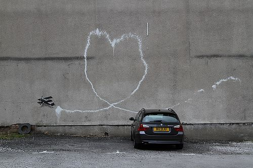 Banksy in Liverpool