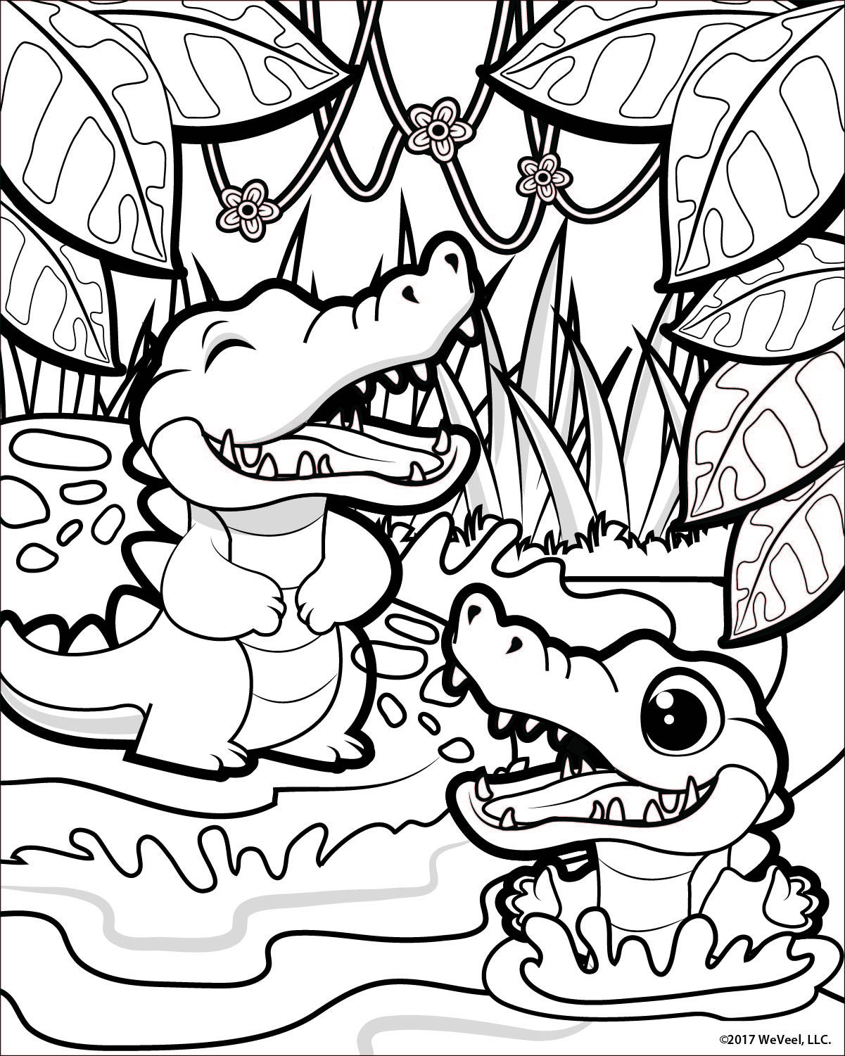 Coloring Pages Jungle Jungle Coloring Pages Monster Coloring Pages Zoo Coloring Pages