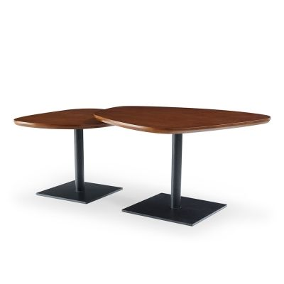 텐바이텐 10X10 : [뉴 레트로] 헨리밀러 월넛 소파 테이블