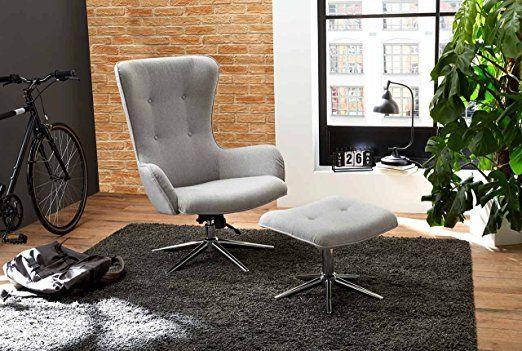 Lesesessel Design relax sessel fernsehsessel tv sessel funktionsessel mit hocker