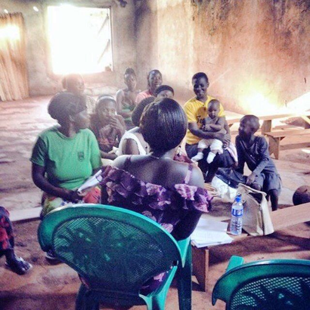 A little #tbt to when we started  studying the Women's Empowerment Curriculum in Katasenywa!! Our curriculum is made up of 12 lessons that each uniquely exemplify a woman's value in Christ. The women enjoyed the time and together we learned so much about  God's goodness toward us. The next few weeks will be so much fun!! Value is a simple word, but a life giving concept.  Make sure you check out our website and Facebook page!  #empowerwomen #masindi #missions #onmissions…