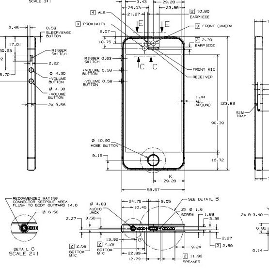 Orthographic Diagram Iphone 6 - Trusted Wiring Diagram •