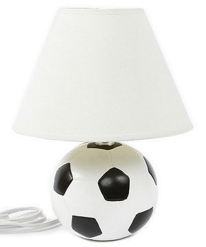 Soccer Ball Table Lamp By Dennis East International