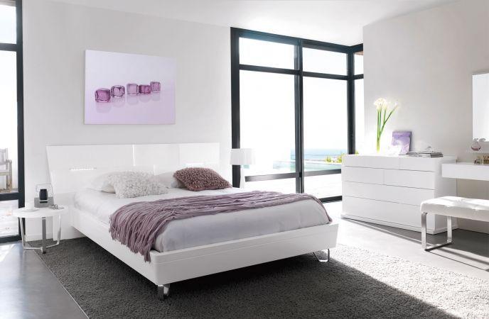 Mobilier de chambre à coucher pour adulte collection alisa meubles gautier