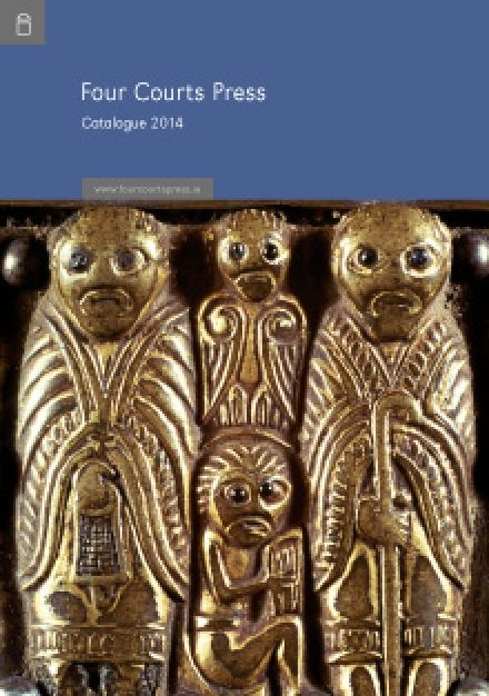 Catalog from one of Ireland's leading peer-reviewed  academic book publishers. Celtic and Medieval Studies and Ecclesiastical History, and then into Modern History, Art, Literature and Law.