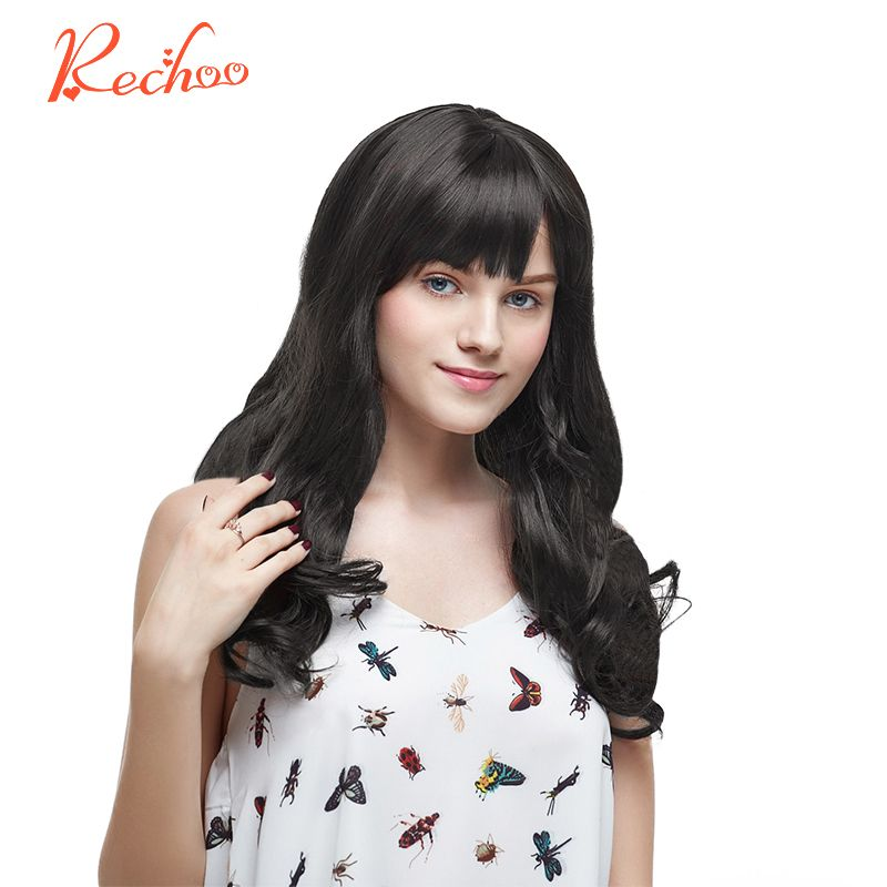 Rechoo Peruvian Non Remy Body Wave Clip In Human Hair Extensions
