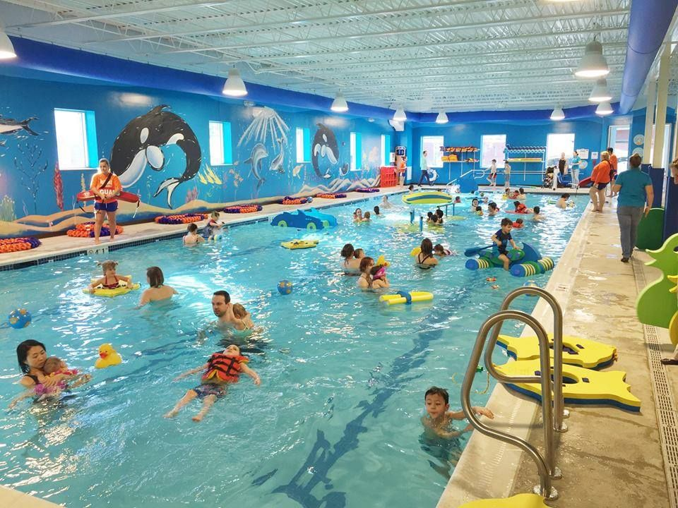 Open Swim Hours for 12 Indoor Swimming Pools Near Grand