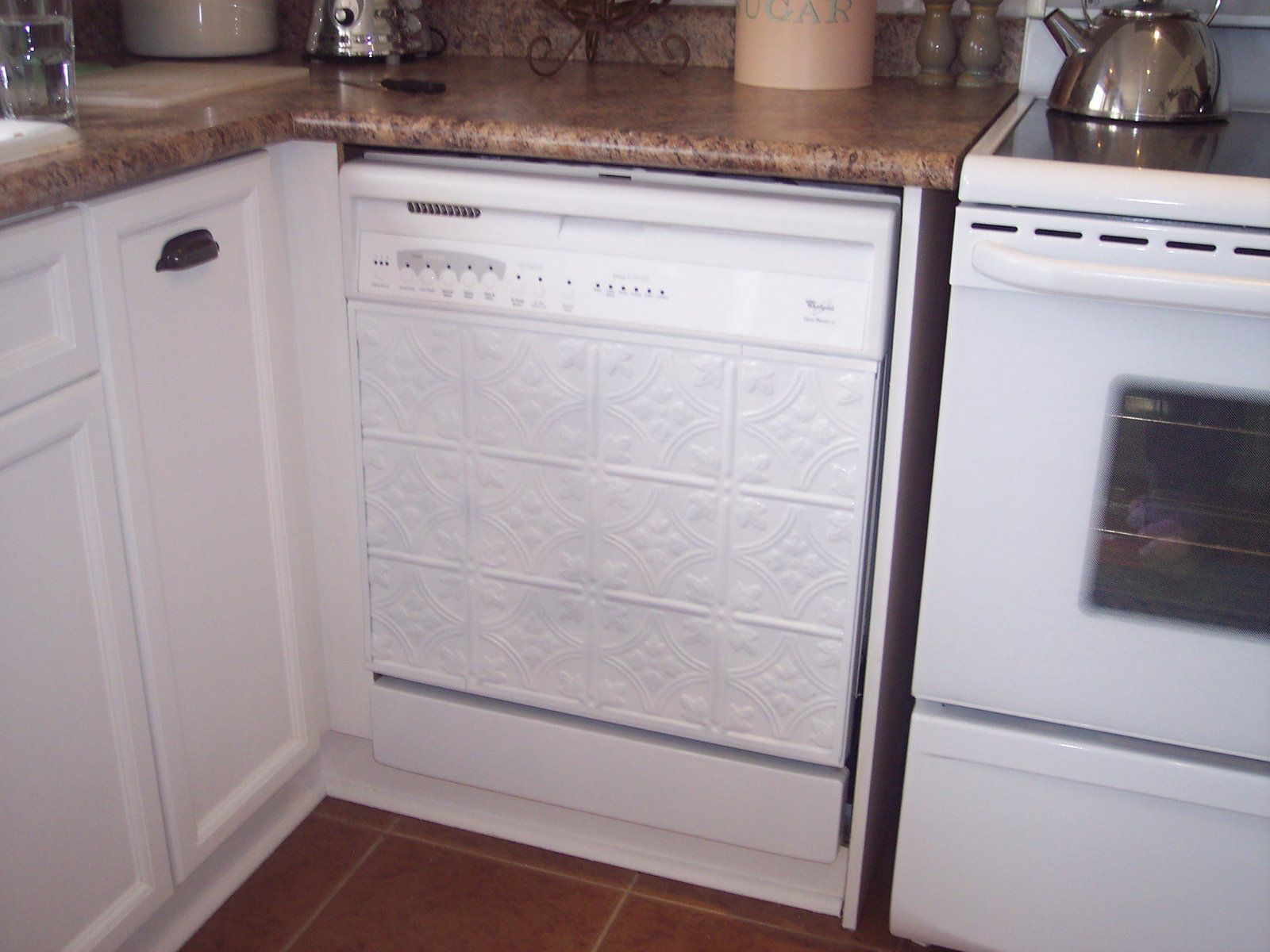 Not That I Want To Tintile A Dishwasher But I Like The Idea Of