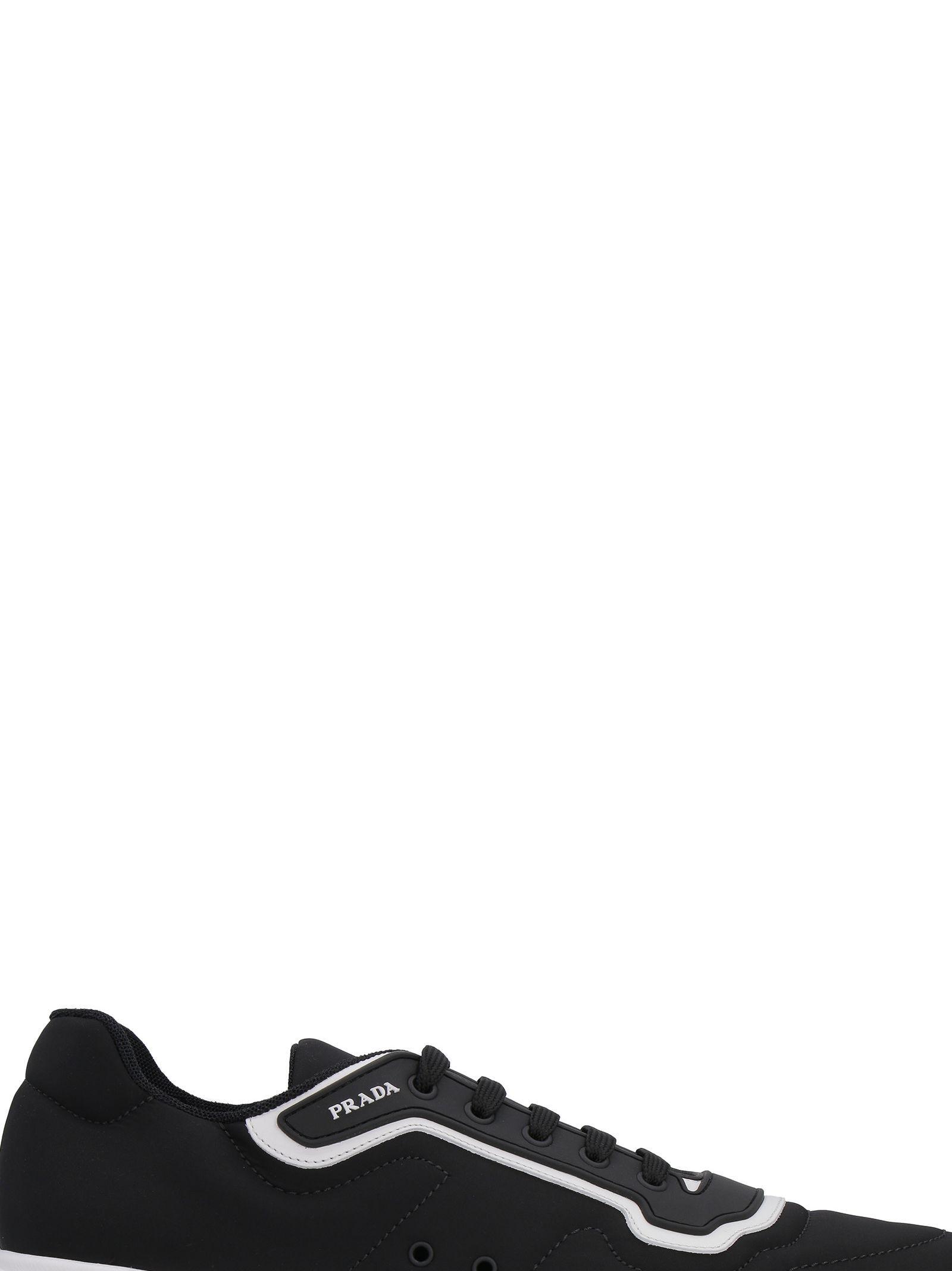 20bebf2f85 PRADA TECHNO FABRIC SNEAKERS. #prada #shoes   Prada in 2019 ...