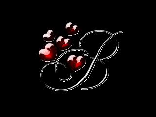 الان صور حروف لحرف B اجمل صور حروف لحرف الb المزخرفة Heart Stickers Glass Heart Design Your Own Stickers