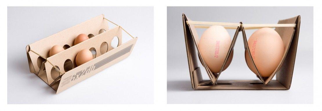 egg packaging-student work