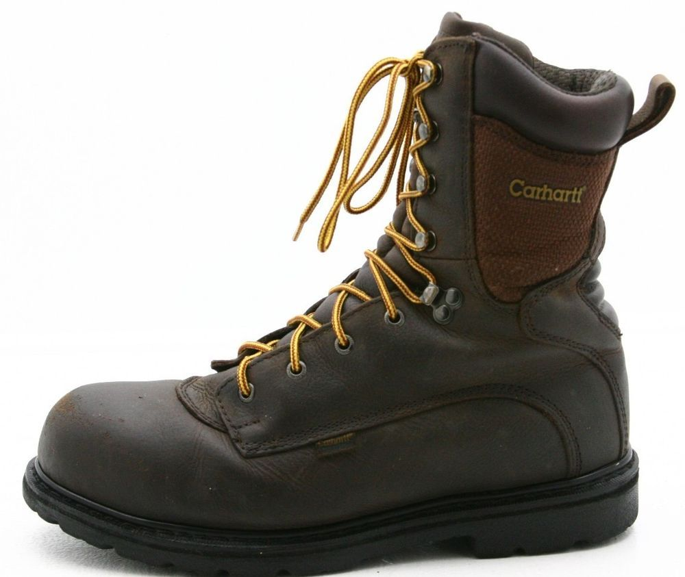 shoes comforter comfortable men mens boots boot work workwear trapper justin western barn s most toe hi brown steel res