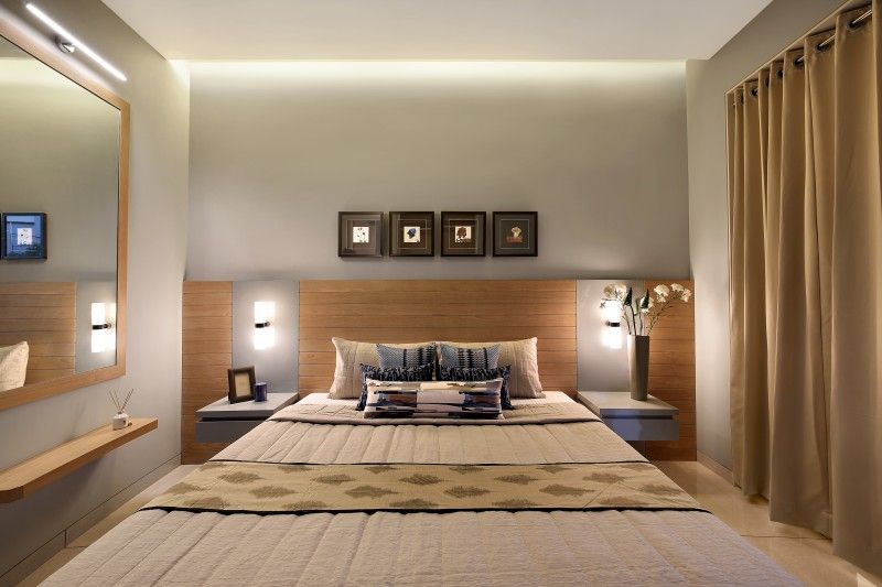 200 Bedroom Designs The Architects Diary Bedroom Design Flat Interior Design Interior Design Bedroom