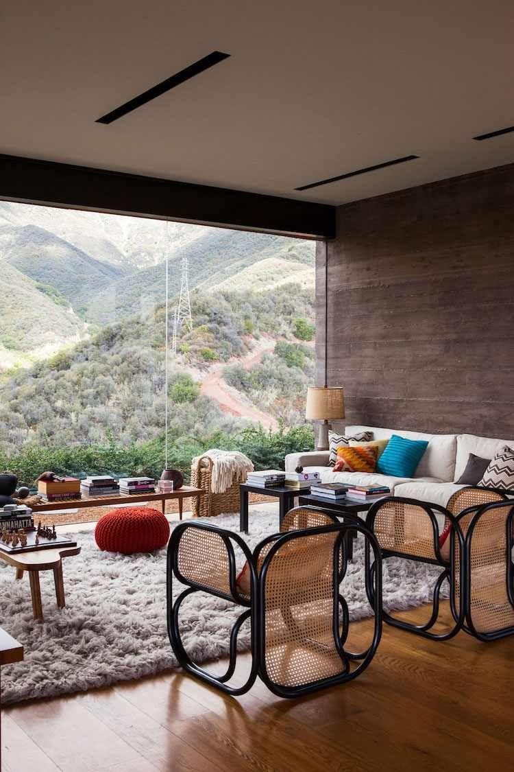 mobilier cannage le nouveau faiseur de tendance pour. Black Bedroom Furniture Sets. Home Design Ideas