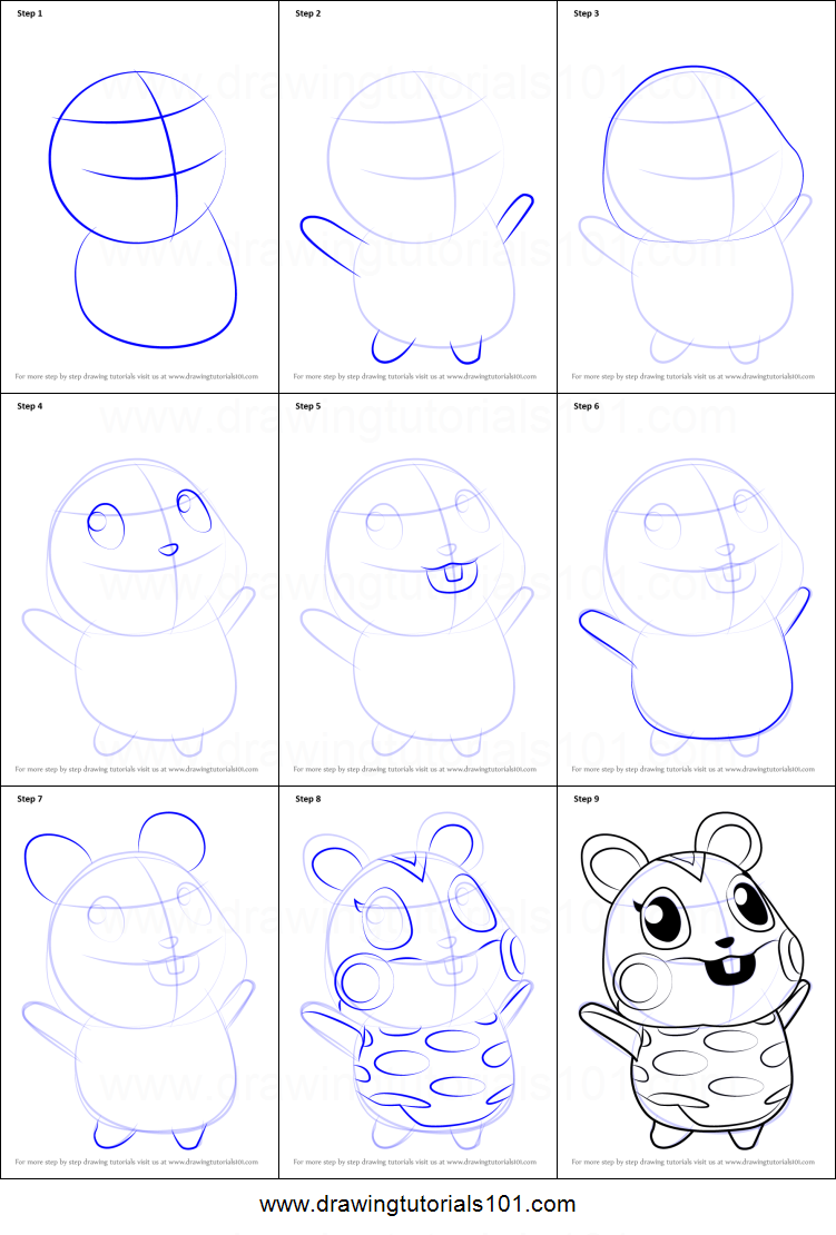 animal crossing characters drawing easy