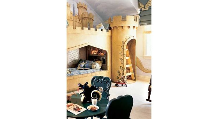 Inspiration  20 chambres d\u0027enfants incroyables Pinterest