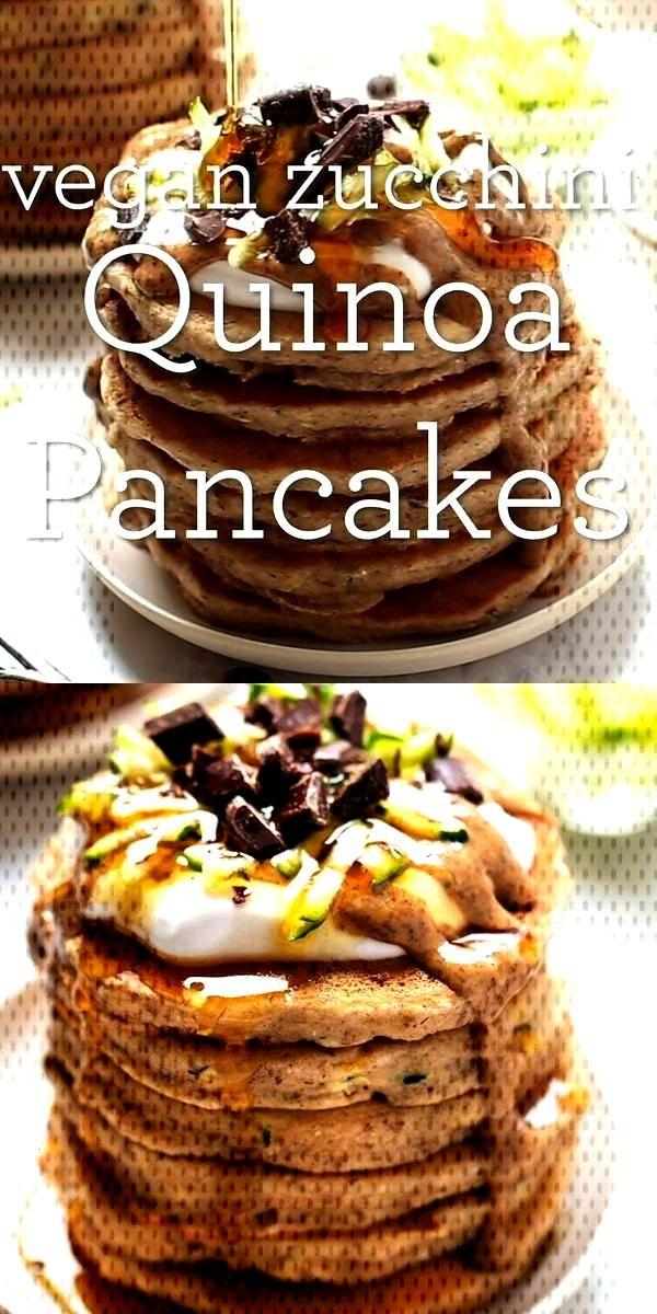 Zucchini Quinoa Pancakes Vegan Zucchini Quinoa Pancakes, Vegan Zucchini Quinoa Pancakes,