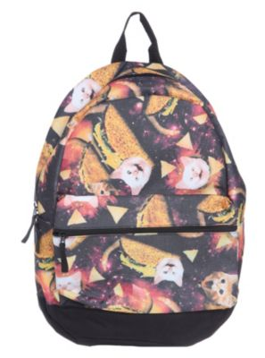 d78d886995 Taco Cats Space Backpack