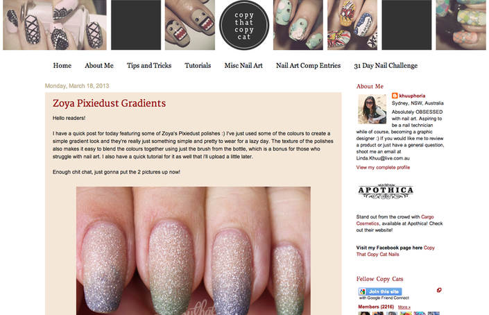 15 Best Nail Art Blogs On The Internet