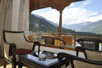 Sandhya Resort & Spa, Holiday Resort in Kullu Manali. Sandhya Group is exorbitant with finest luxury rooms that are spacious, impeccably clean and come equipped with a host of comfortable amenities. The premises provide restaurants, bar, 24 hour front desk, laundry, dry cleaning, ironing service, currency exchange assistance to regular ticket services for traveler's convenience.
