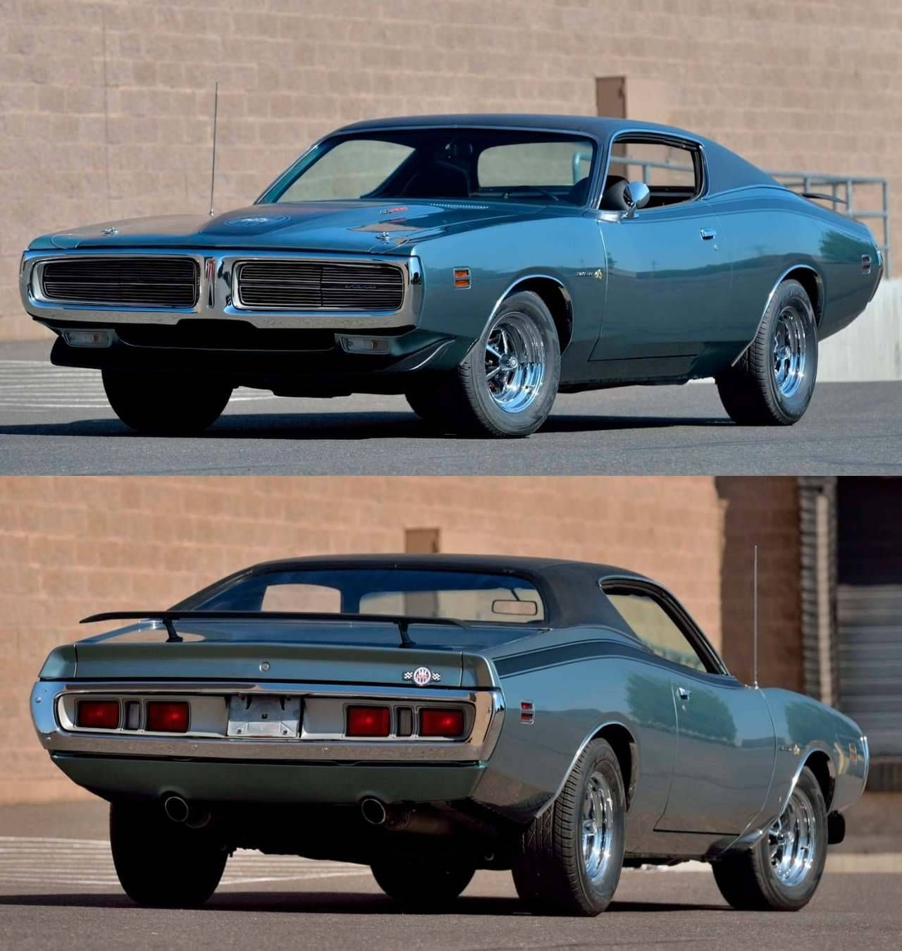 Rare 1971 Dodge HEMI Super Bee 4-speed (With Images