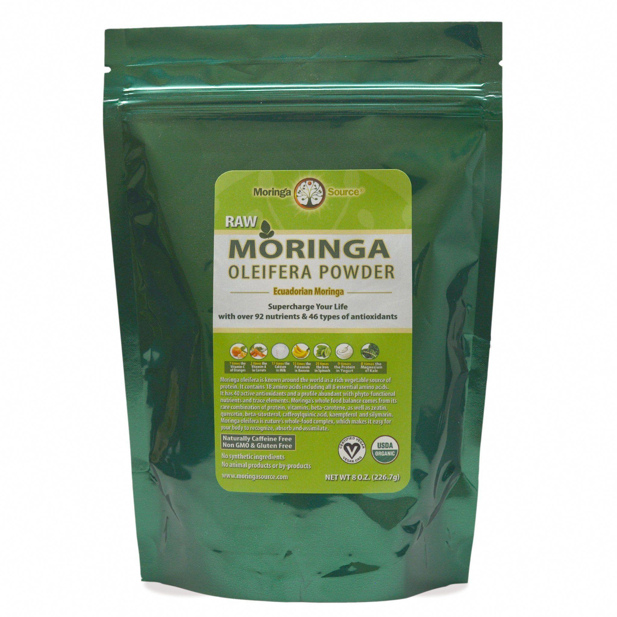 Nutritional Supplements Moringa Powder Moringa Source