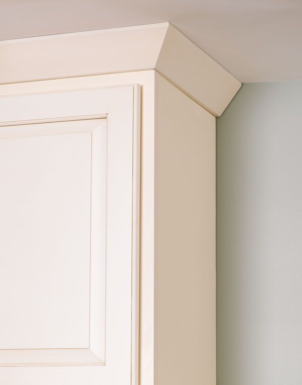 New Shaker Crown Molding The Expanded Demand For Less Ornate