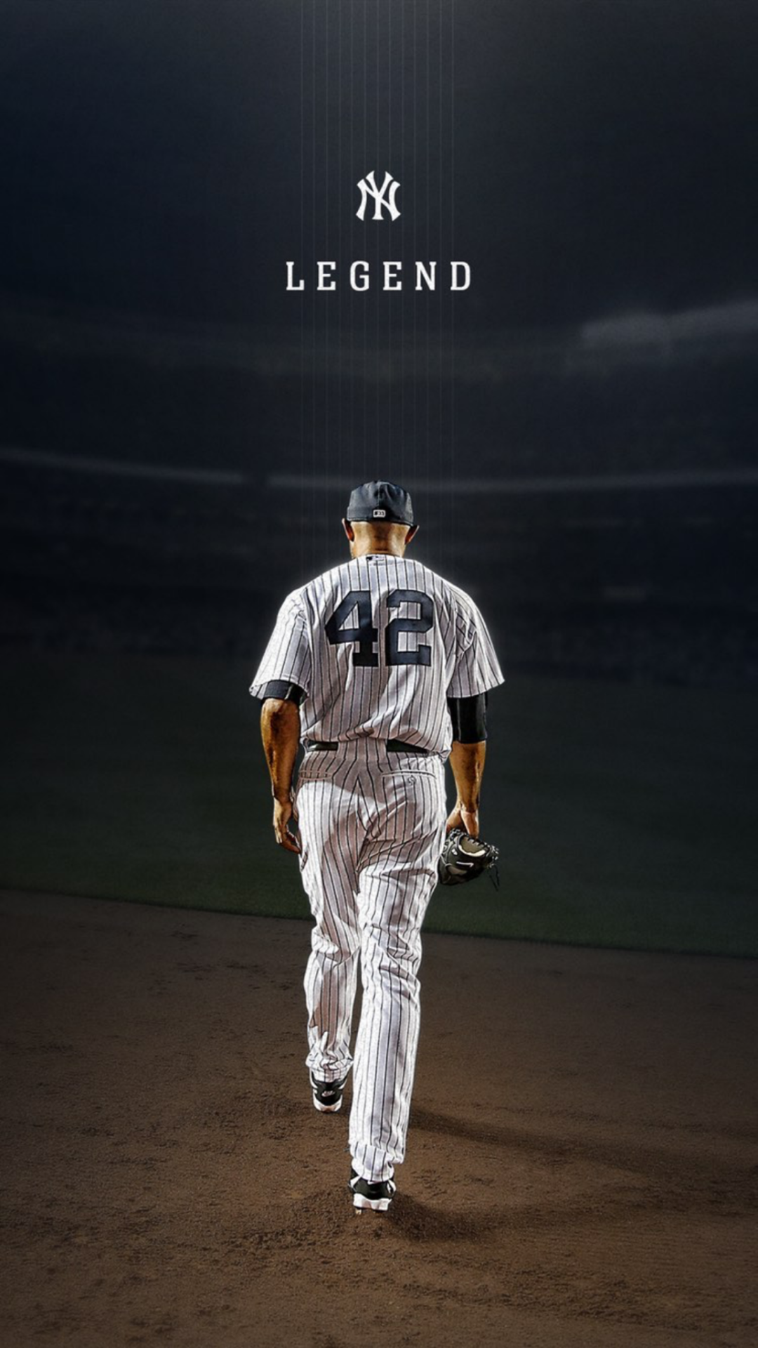 Classic💋 — Enjoy a picture of Mariano Rivera today... he