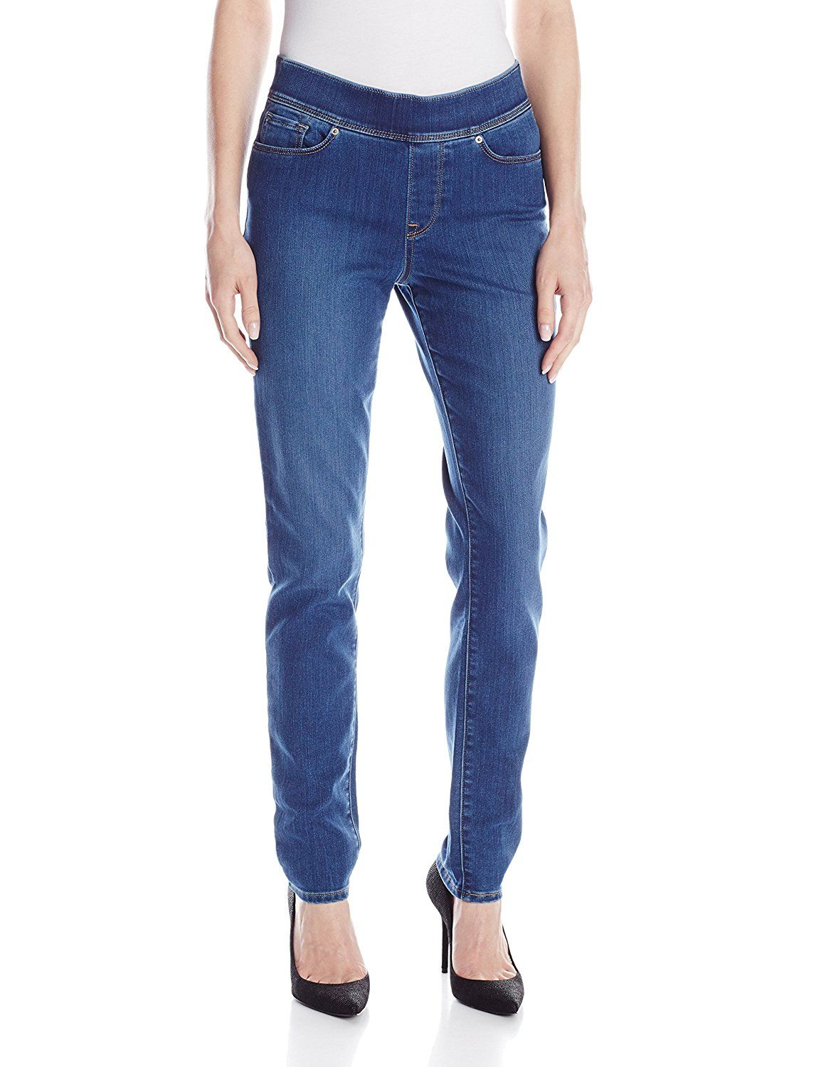 2db14f9175f Levis Womens Perfectly Slimming Pull-On Skinny    This is an Amazon  Affiliate link. Want to know more