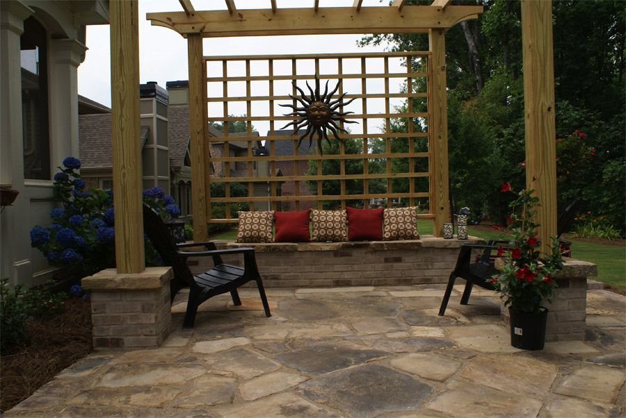Niche Gardens Landscaping Inc Project Gallery Patio Patio