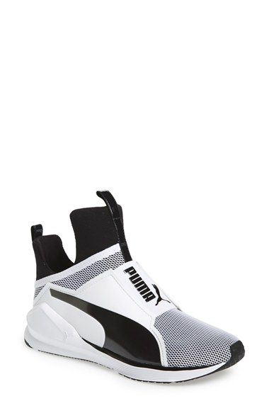 785e451924c631 Free shipping and returns on PUMA  Fierce Core  High Top Sneaker (Women) at  Nordstrom.com. PUMA takes street style to the extreme with an architectural  shoe ...