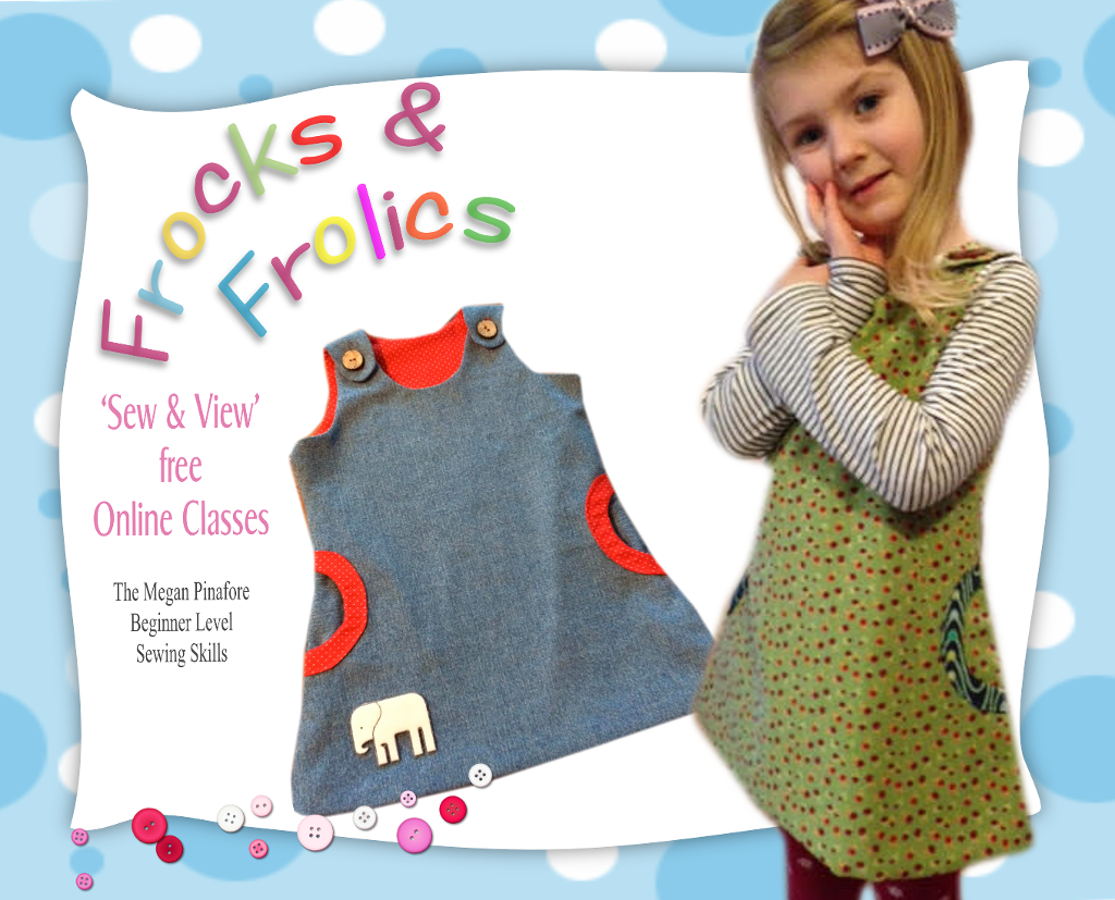 f0e09e4fd3a5 Looking for your next project  You re going to love Pinafore Dress Sewing  Pattern (A4) by designer FrocksandFrolics. - via  Craftsy