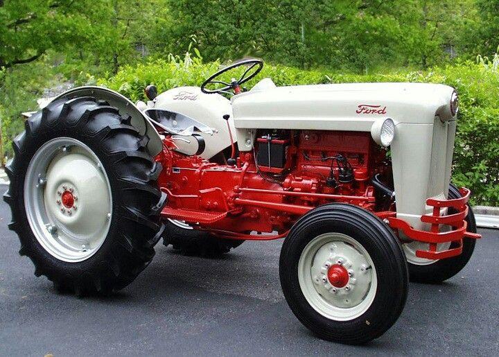 1953 FORD JUBILEE | Tractor  Jubilee | Vintage tractors