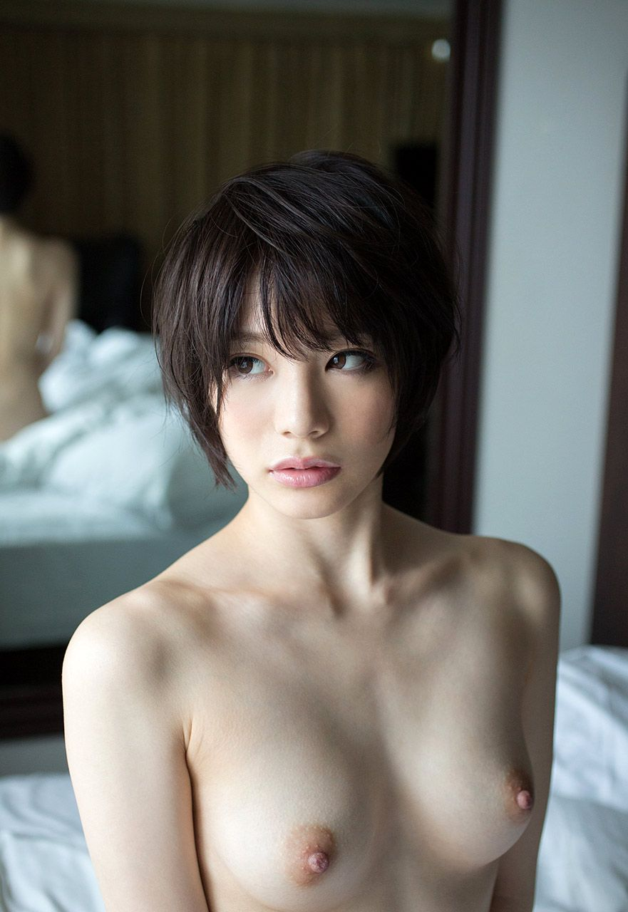 Short Hair Japanese Milf