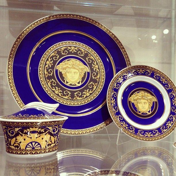 Versace plates