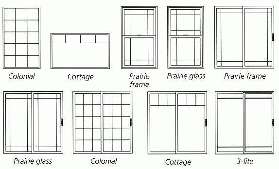 window styles  bungalow window styles