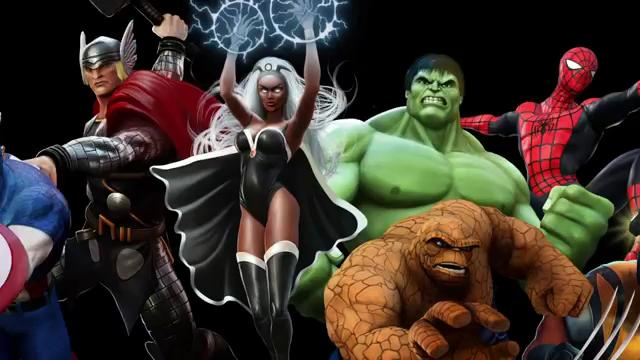 marvel heroes - Pesquisa Google