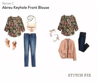 1b9c7ce0a5c478b4b2ab0eb575e9eb89 stitch fix renee c abreu keyhole fron blouse (4) stitch fix,Renee C Womens Clothing