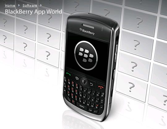 BlackBerry App World Tops Three Billion Downloads