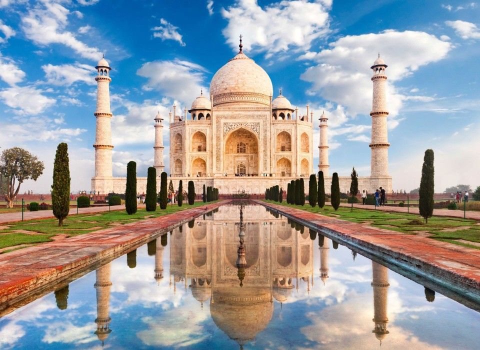 Even Increasing Admission Prices Cannot Dissuade The Multitudes From Making The Pilgrimage To Agra And India S Crown Jew Taj Mahal Taj Mahal India India Travel