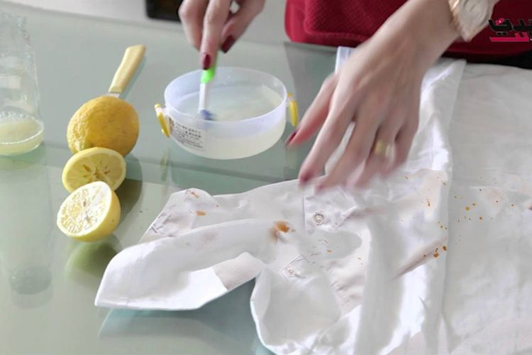 6 Ways To Remove Rust Stains From Clothes Remove Rust Stains