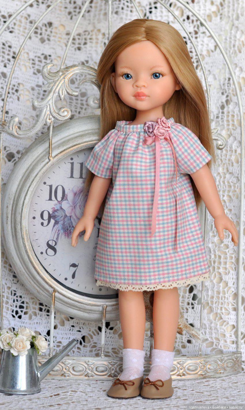 Одежда для кукол паола своими руками фото 826