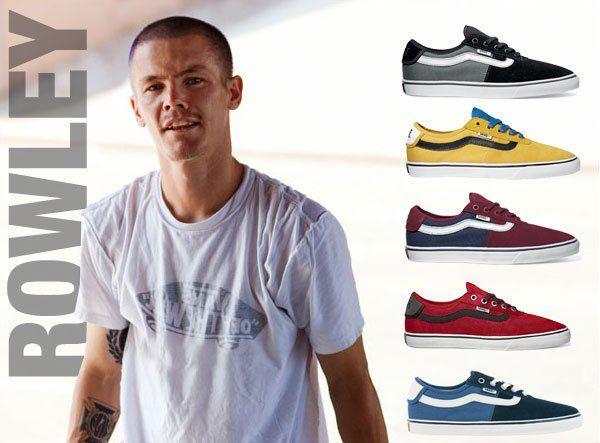 Mira esta colección de Vans Rowley en el Outlet de Korner!! https://www.thinglink.com/scene/385402673005854722#tlsite