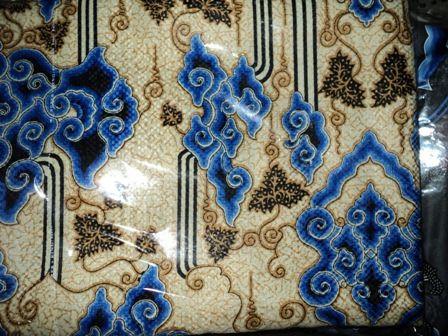 Batik Printing Mega Mendung Kain Anak