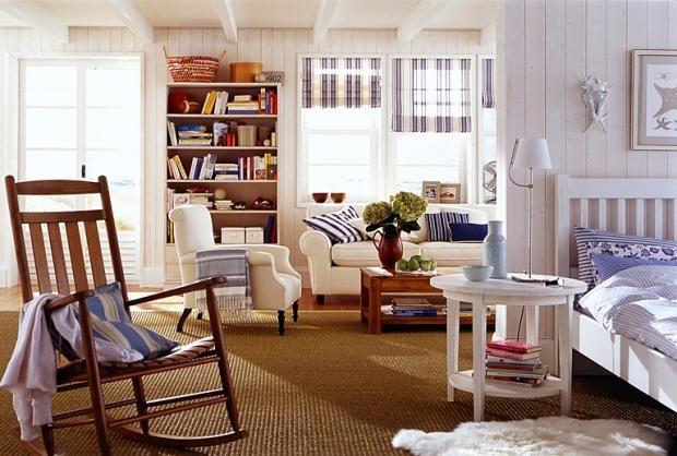 amerikanische wohnzimmer einrichten, amerikanische möbel: der shaker-stil | my home is my castle, Design ideen