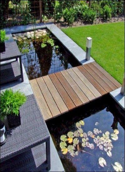 Photo of 28 Concept bassin à poissons pour la beauté de votre maison – Idée de Déco