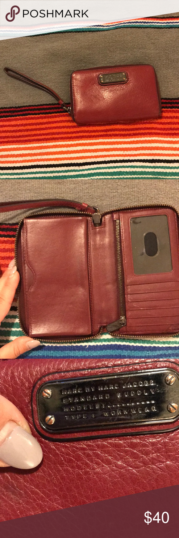 marc jacobs coin wallet