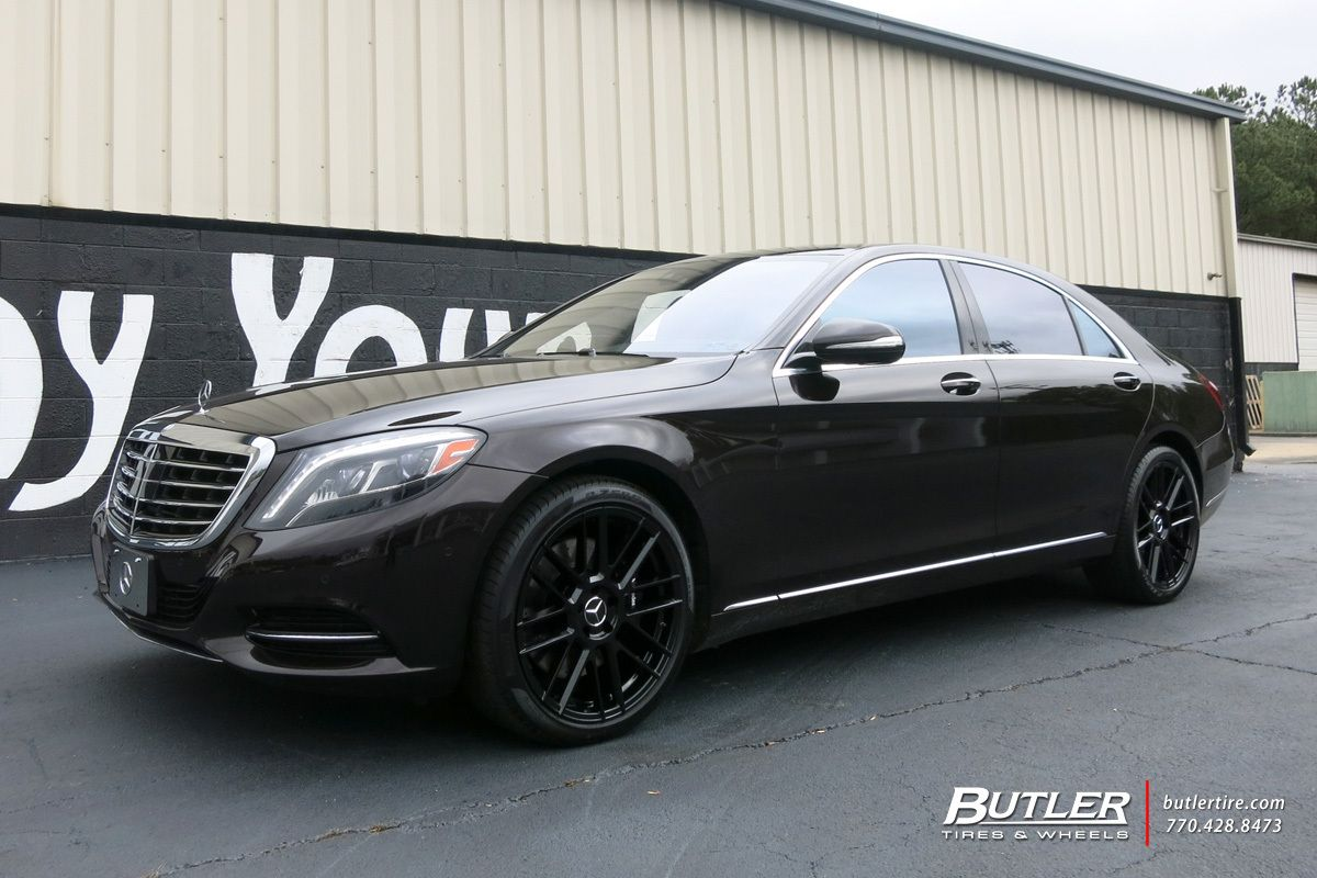 Mercedes S550 With 20in Tsw Mosport Wheels Mercedes S550 Mercedes Mercedes S Class